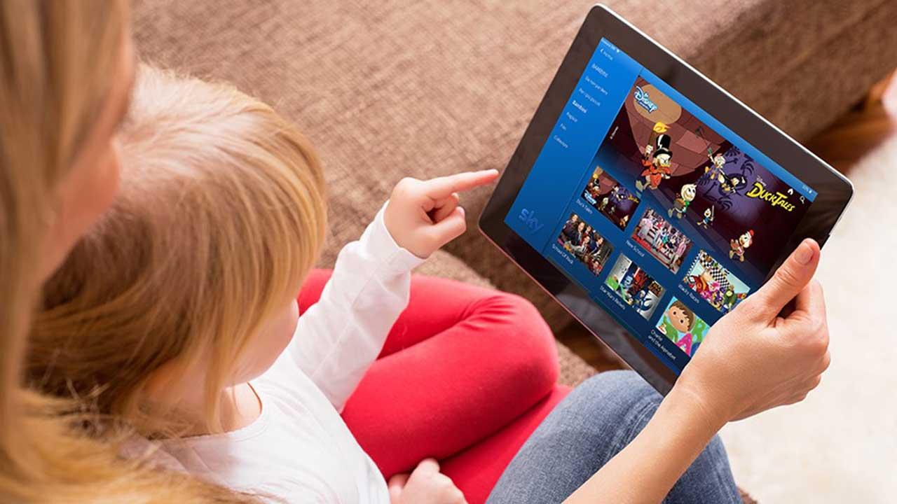 La televisione ricomincia da qui: Sky Q reinventa il modo di vivere la TV thumbnail