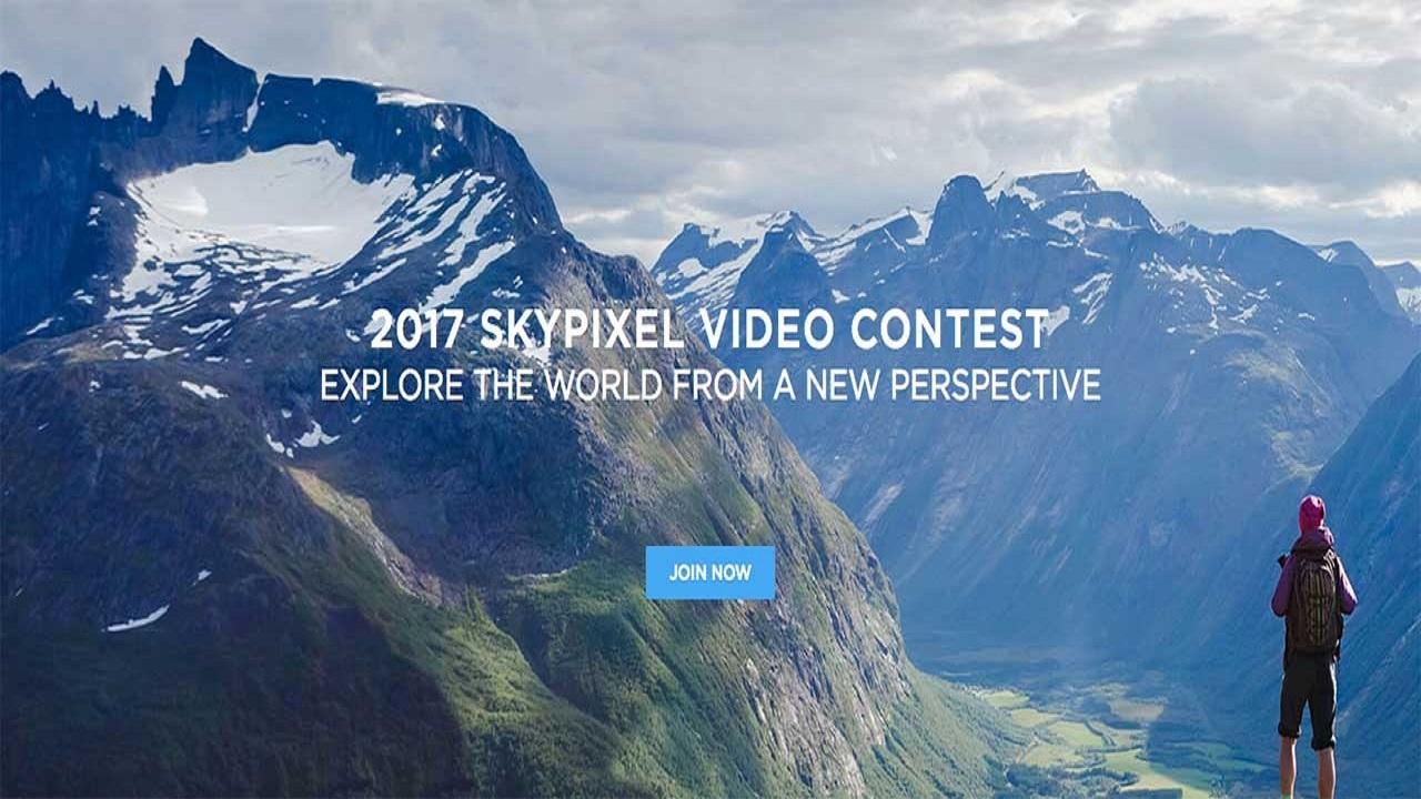 SkyPixel e DJI lanciano il primo Aerial Video Contest thumbnail
