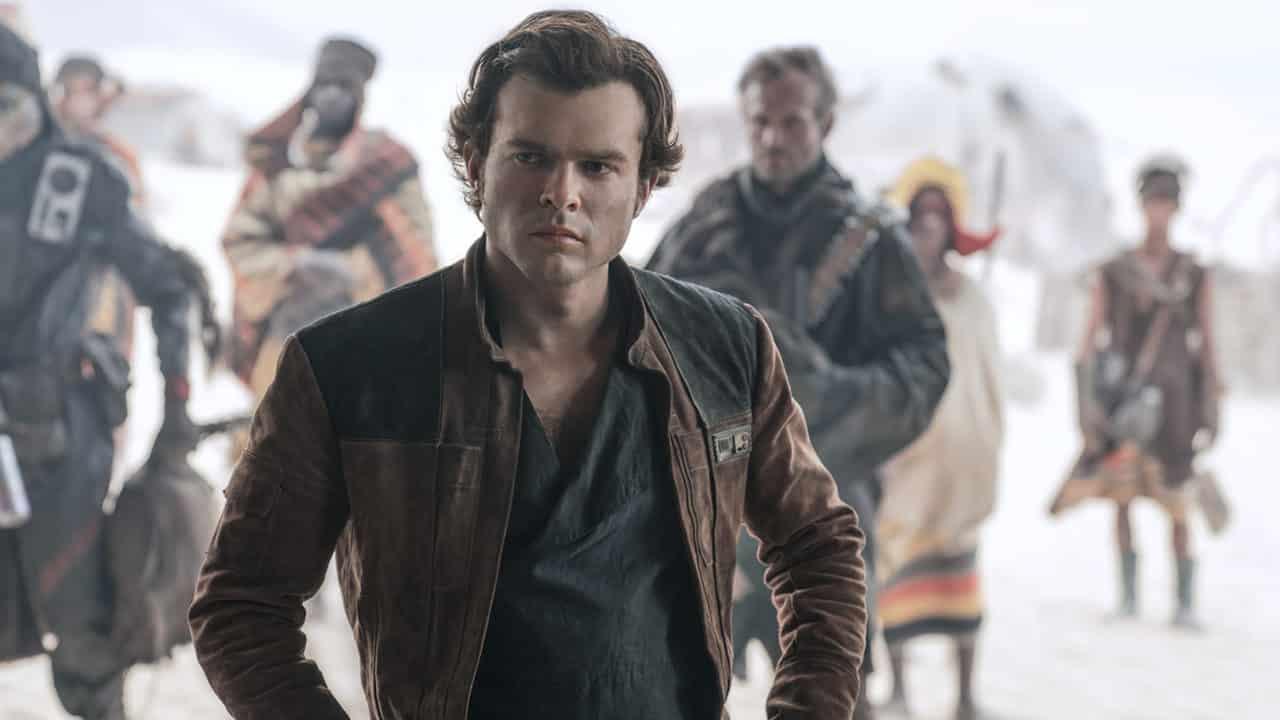 Solo: a Star Wars Story, il nuovo poster riporta i fan al passato thumbnail