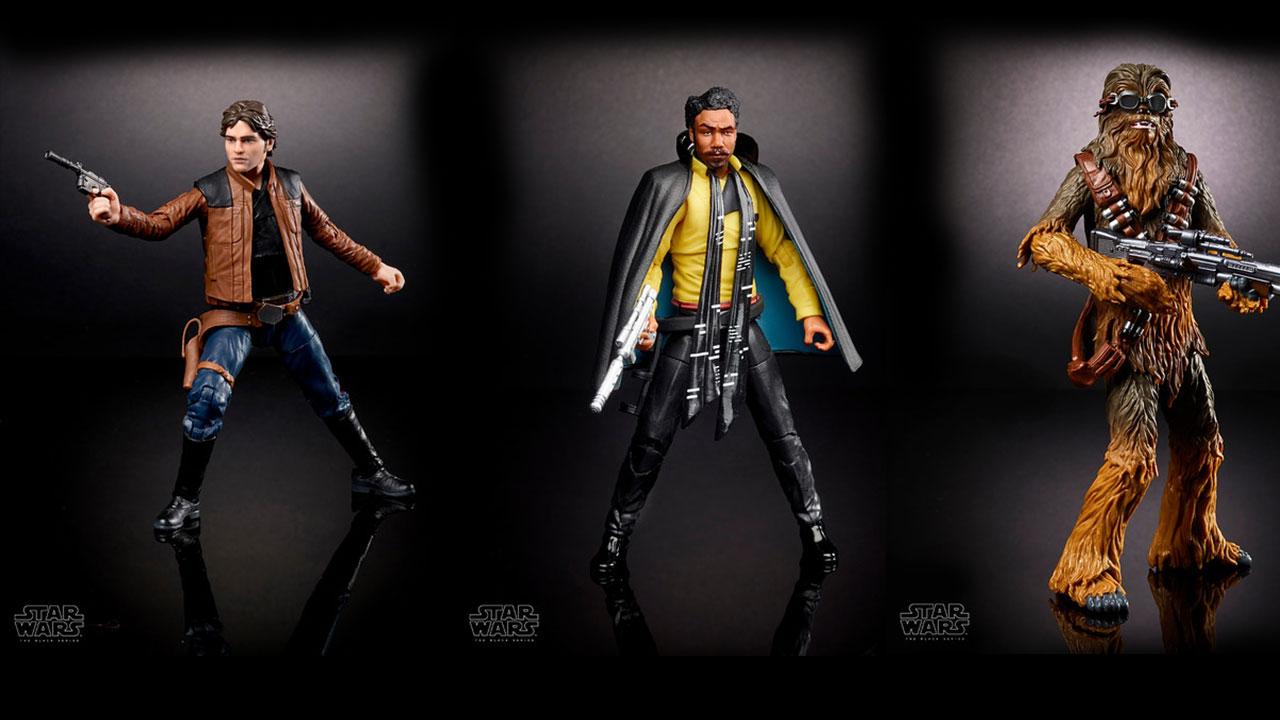 Arrivano i nuovi giocattoli ispirati a Solo: A Star Wars Story thumbnail