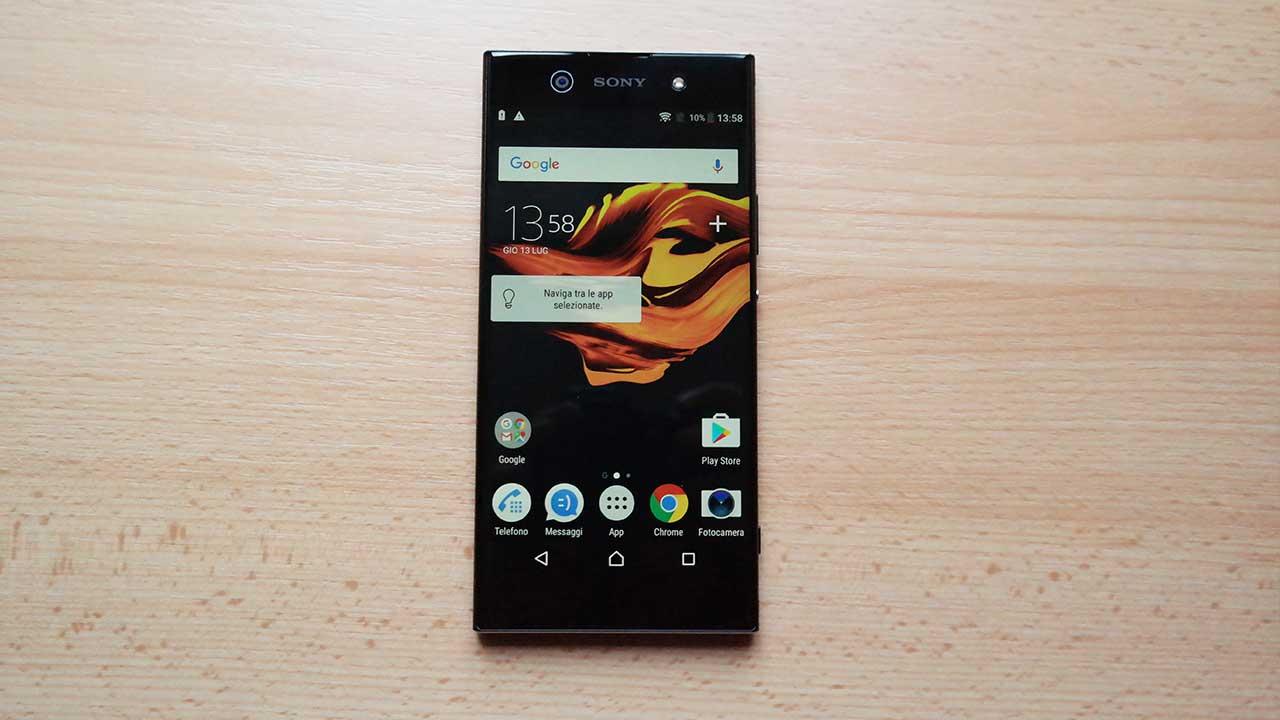 Sony Xperia XA1 Ultra – La nostra recensione thumbnail