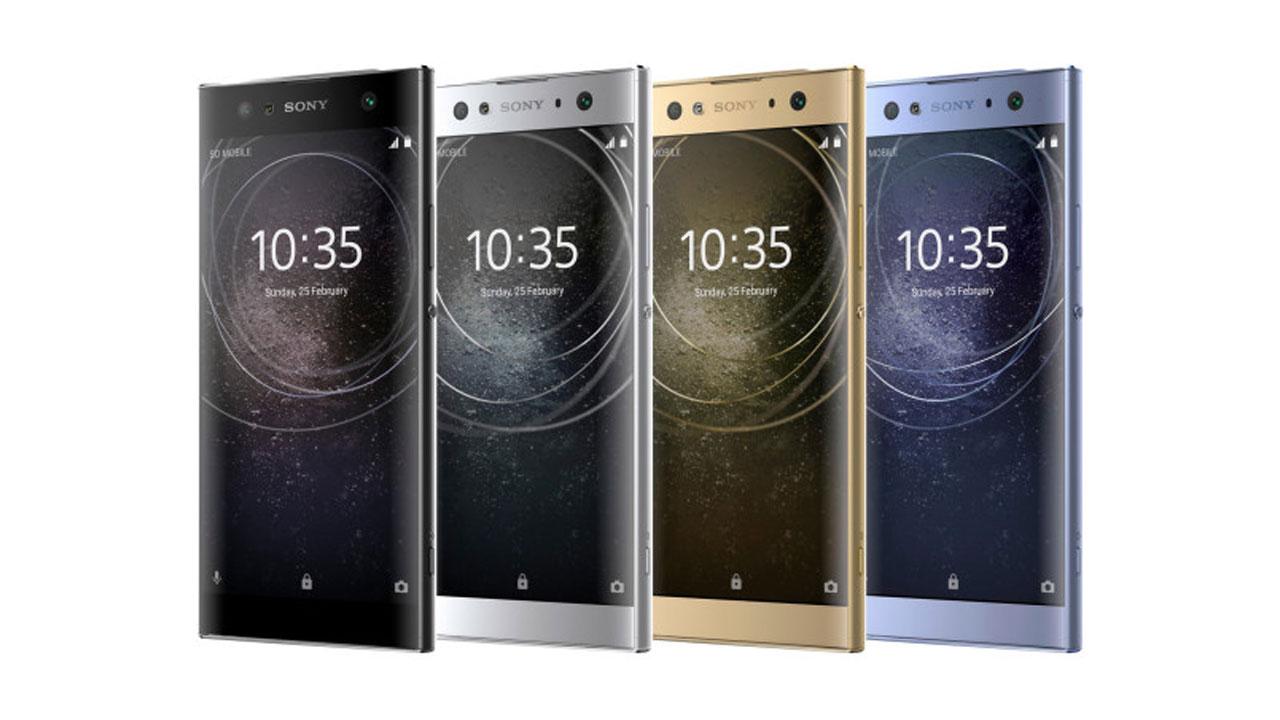 Sony Xperia XA2, XA2 Ultra e L2: trapelano i render ufficiali thumbnail
