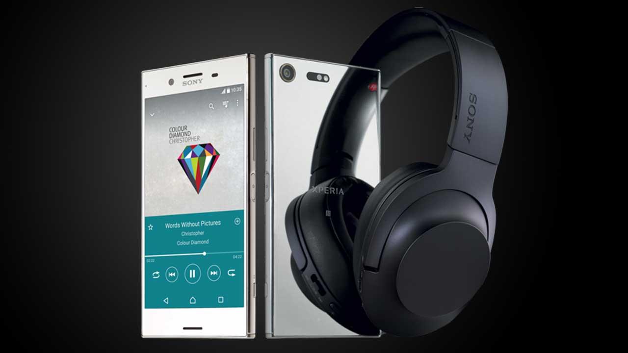 Sony Xperia XZ Premium vi regala le cuffie h.ear con cancellazione del rumore thumbnail