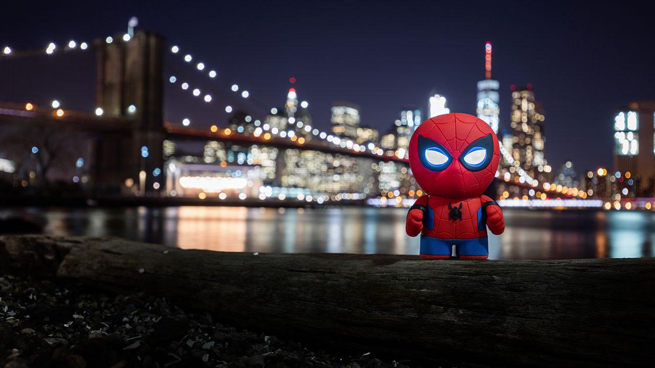 Sphero Spider-Man: l'eroe Marvel interattivo thumbnail