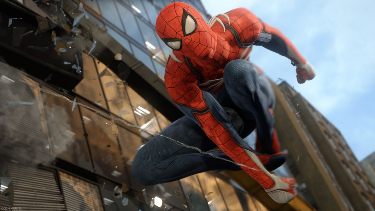 Spider-Man: un video ci racconta il combat system thumbnail