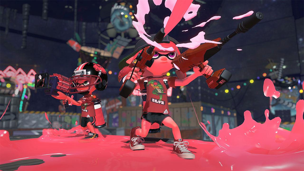 Splatoon 2: nel prossimo Splatfest arrivano le Tartarughe Ninja thumbnail