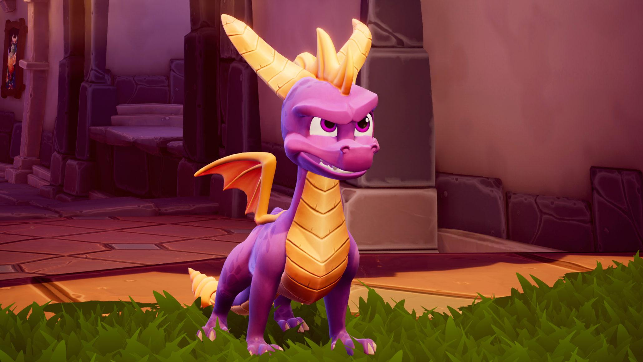 Spyro Reignited Trilogy: pubblicato il trailer di lancio! thumbnail
