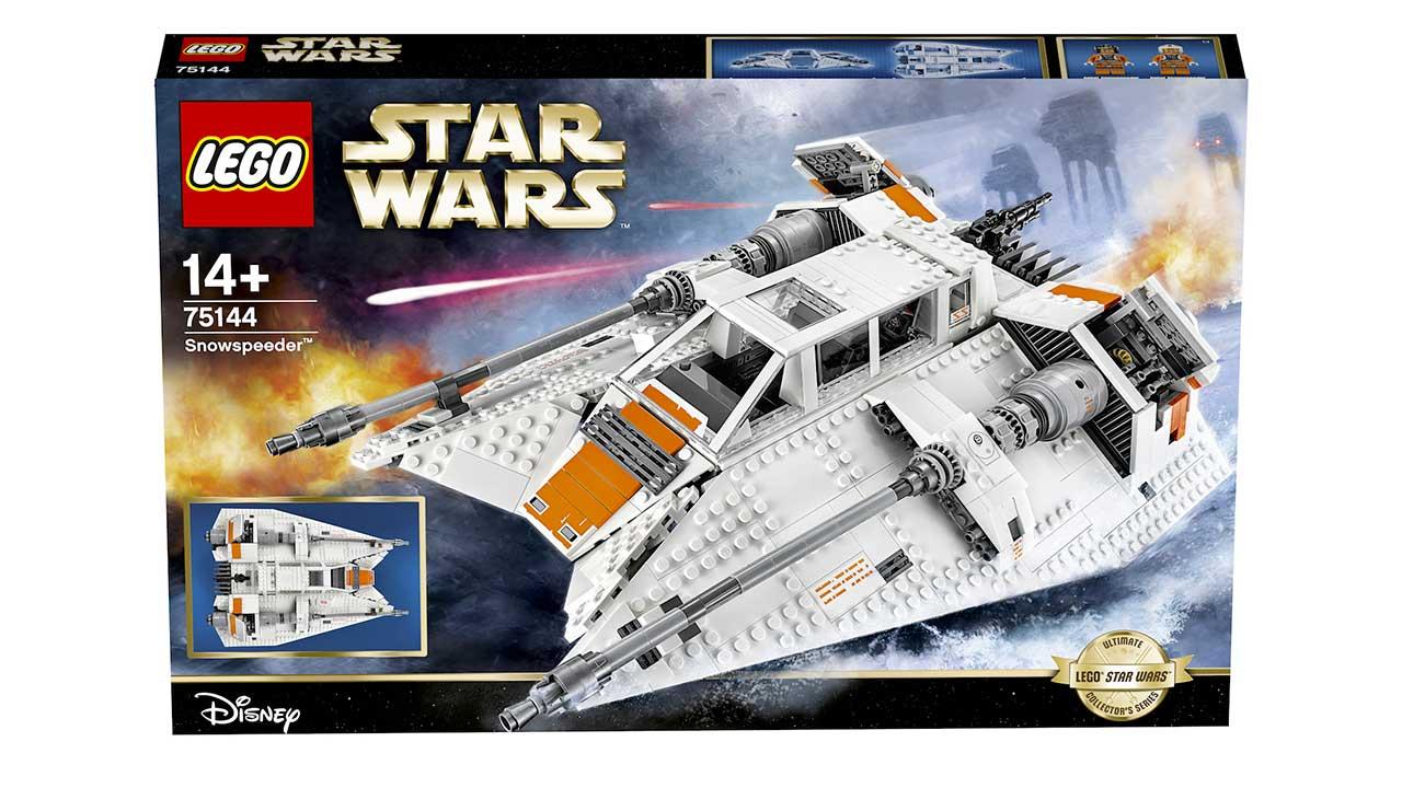 Star Wars Day: LEGO festeggia con un nuovo set thumbnail