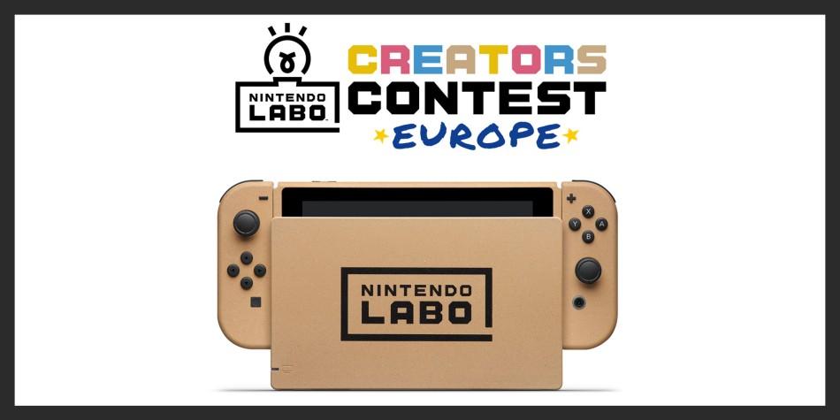 Nintendo Labo Creators: inizia il contest per la ricerca del miglior creativo! thumbnail