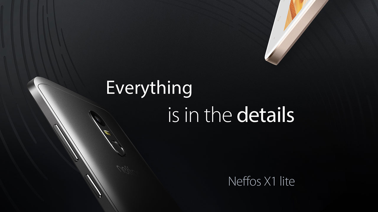 Neffos X1 Lite: il nuovo smartphone low-cost di TP-Link thumbnail