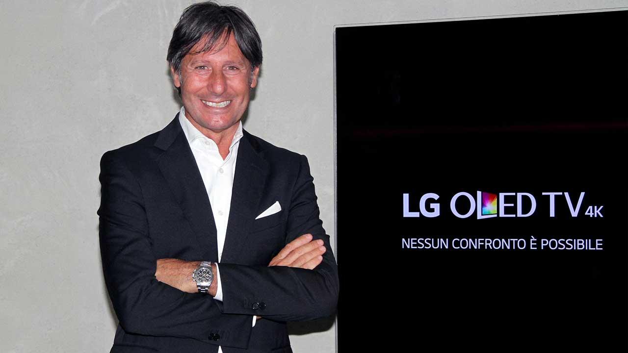 LG: il mercato dei TV OLED continua a crescere thumbnail