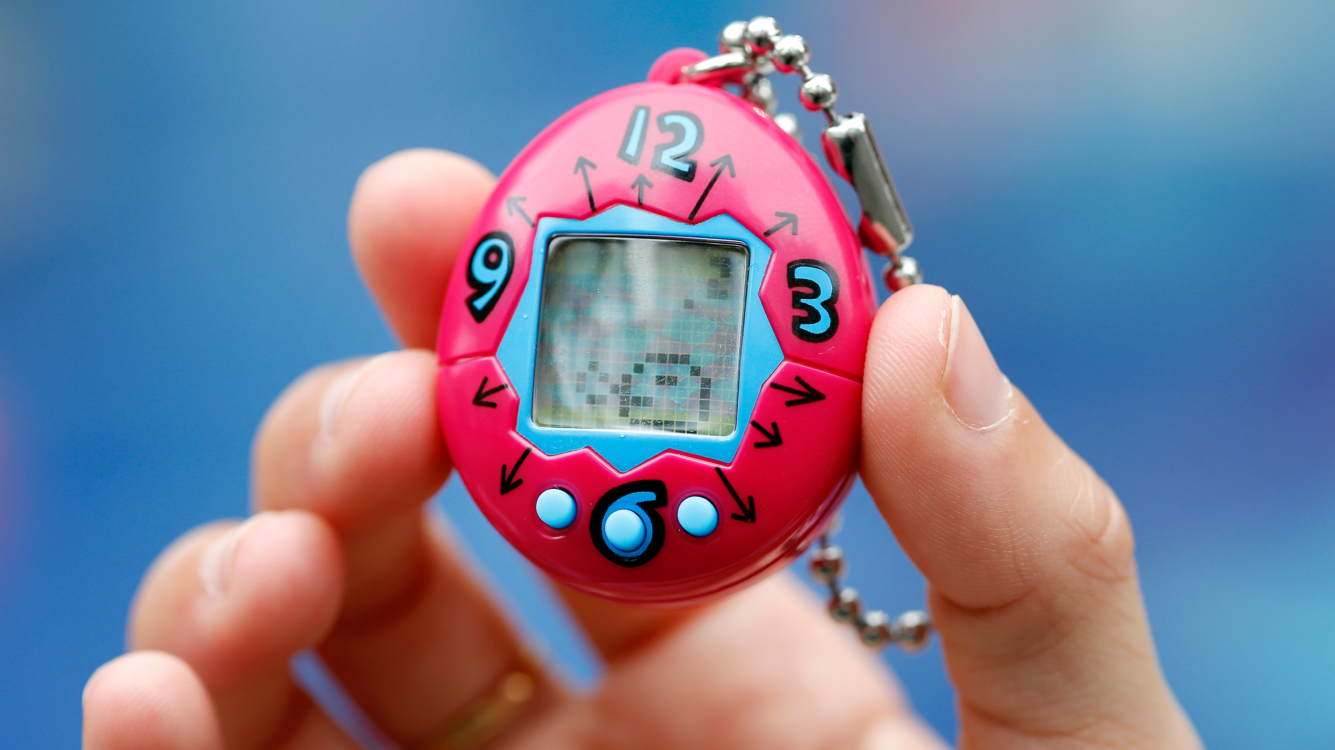 Tamagotchis Tech Princess