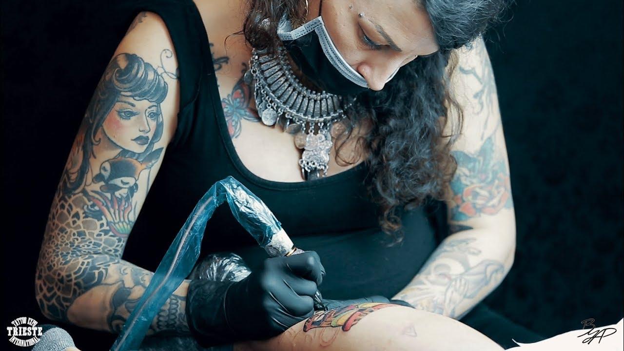 Tattoo Convention 2018: a Treviso tre giorni dedicati ai tatuaggi thumbnail