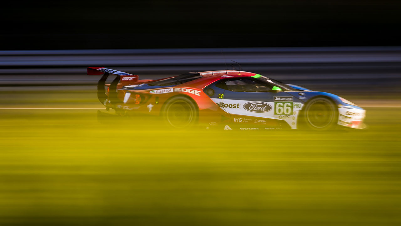 Il Team Ford Chip Ganassi Racing verso la 24 Ore di Le Mans 2018 thumbnail
