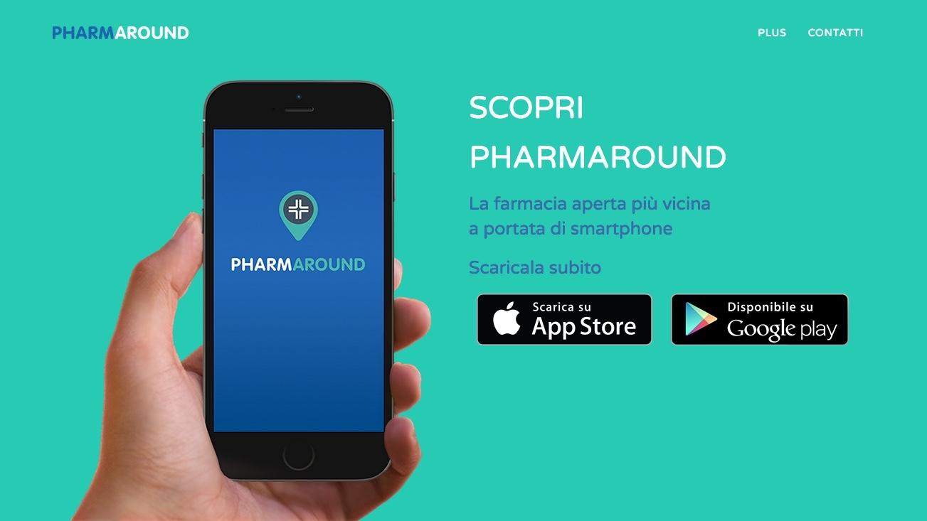 PharmAround: come trovare la farmacia di turno più vicina a voi thumbnail
