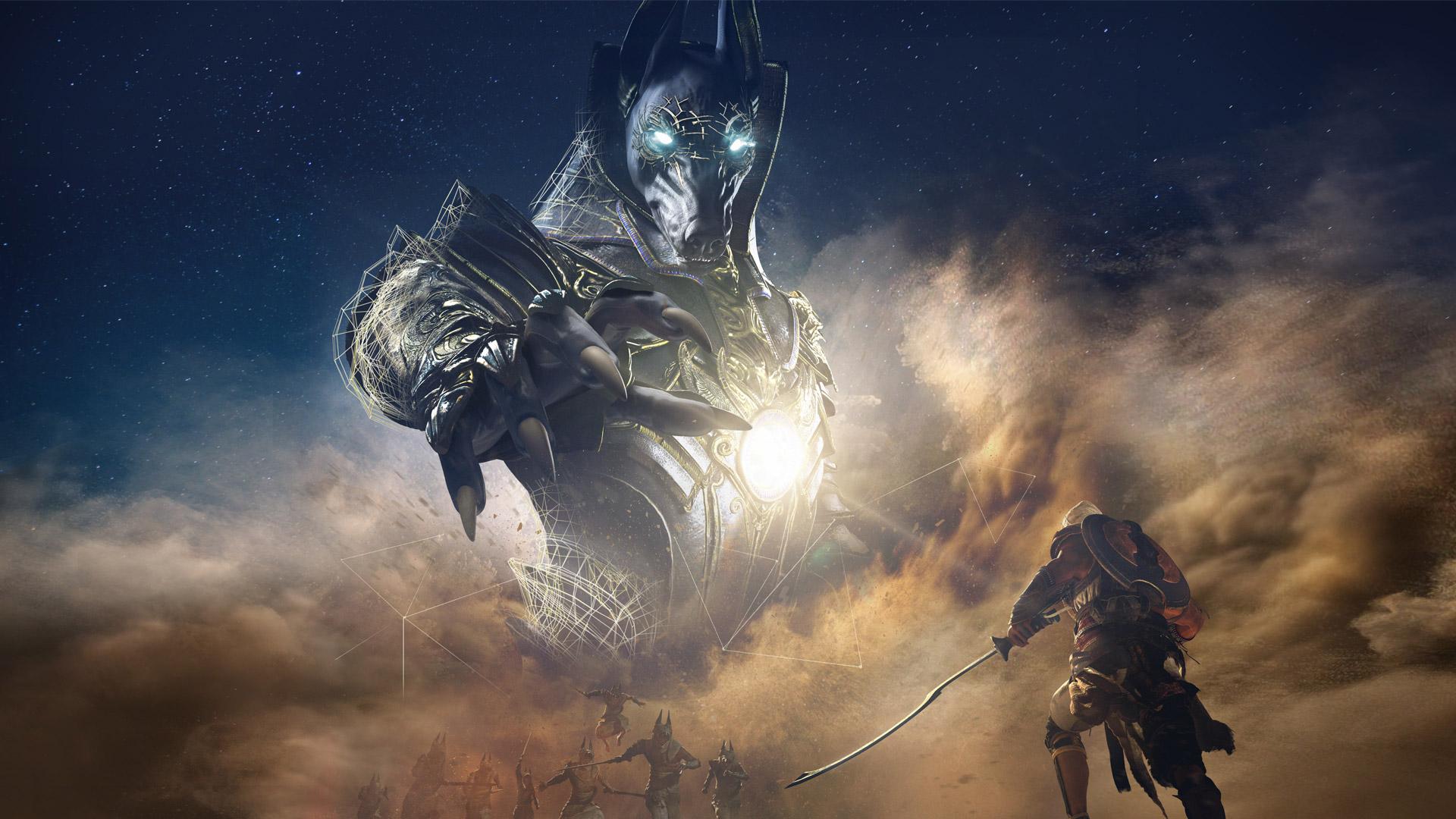 Assassin's Creed Origins: disponibile la riproduzione delle tre divinità boss thumbnail