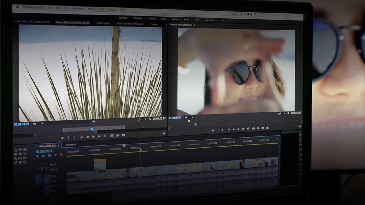 Adobe Creative Cloud: arriva l'aggiornamento degli strumenti video thumbnail