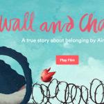 cartone animato creato da airbnb