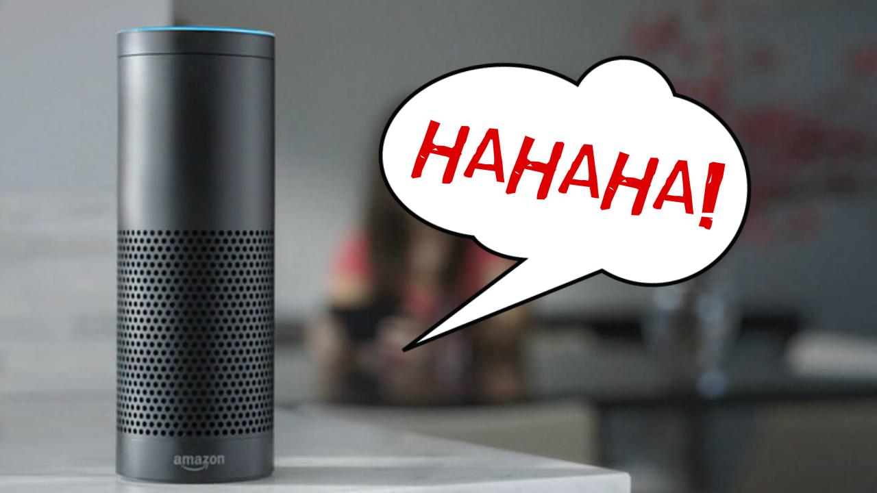 La risata diabolica di Alexa: Amazon sta lavorando ad una soluzione thumbnail