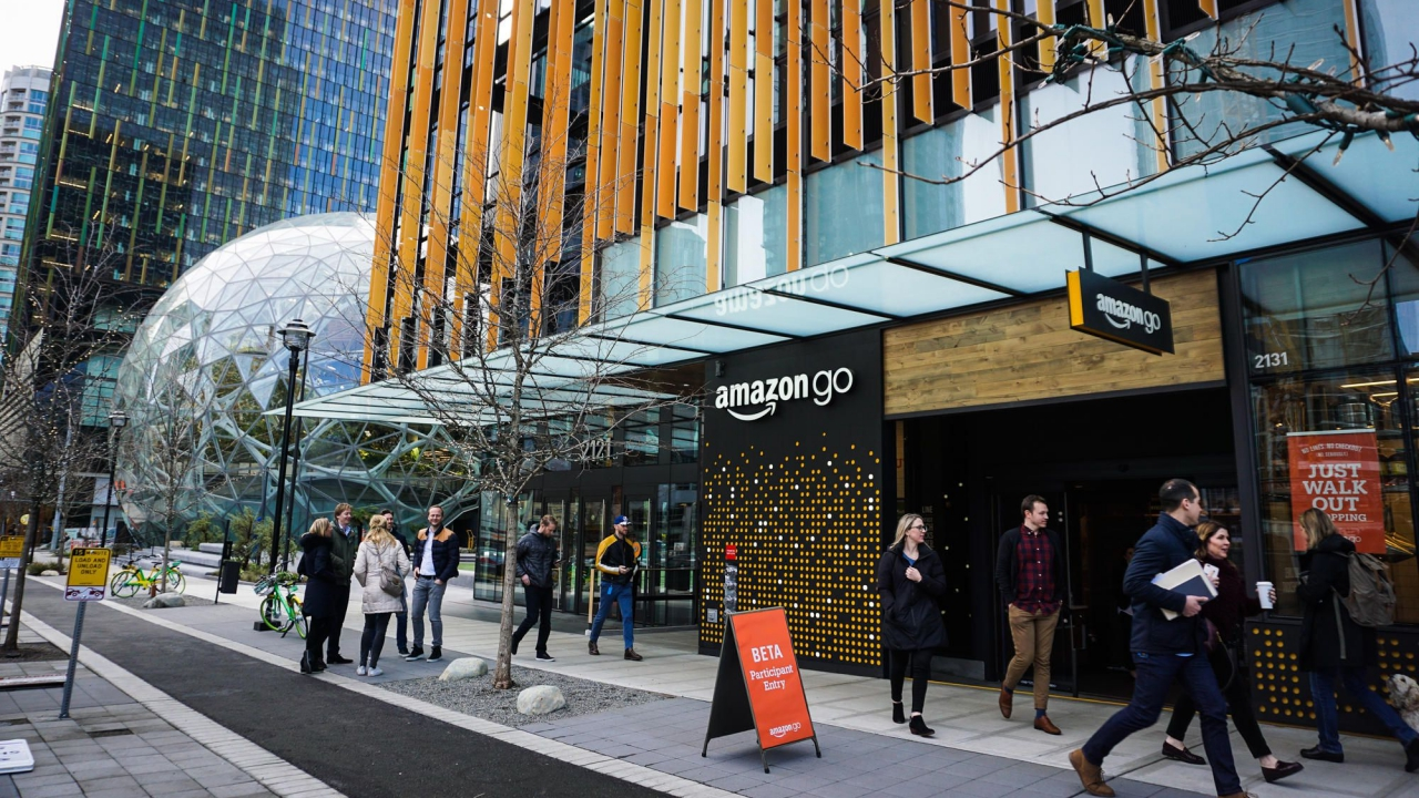 Amazon Go: apre a Seattle il primo supermercato senza casse thumbnail