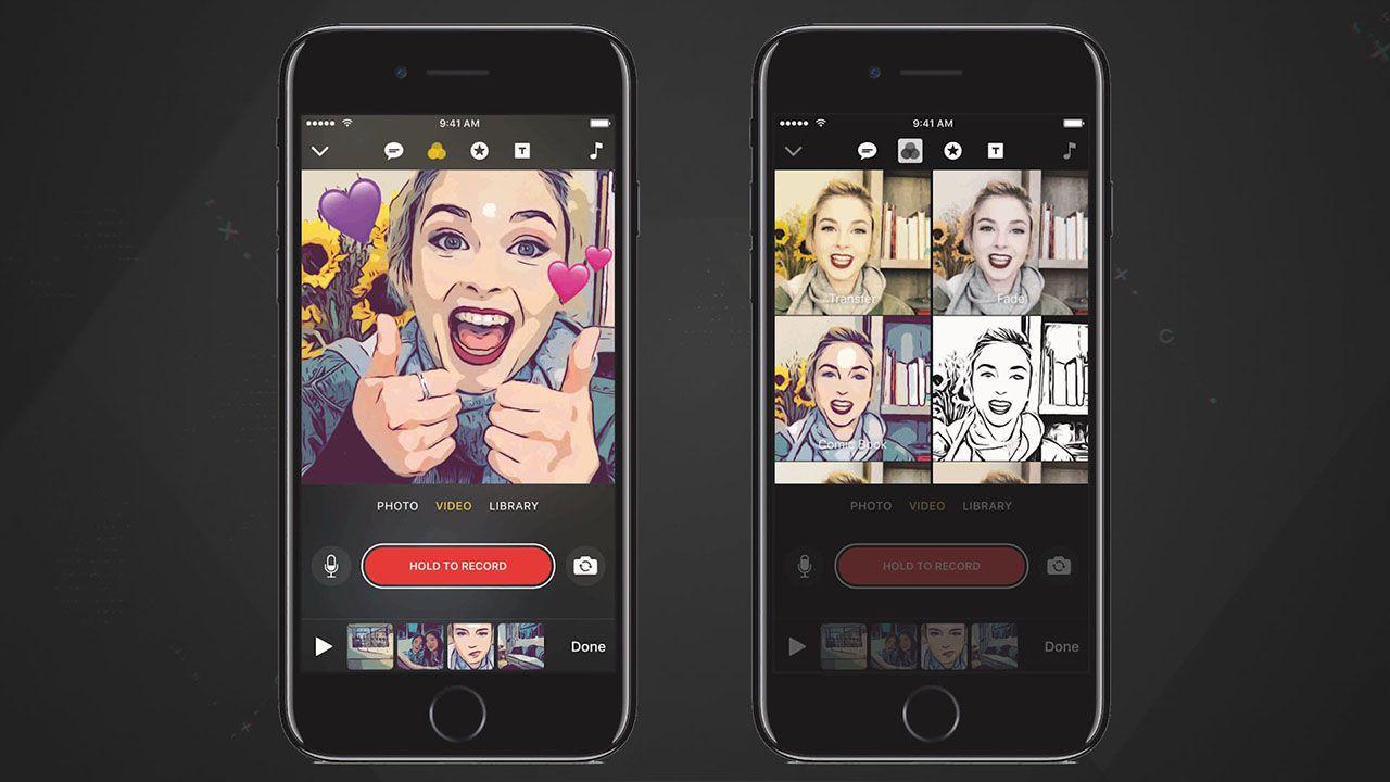 Apple Clips: la nuova app dedicata alla creazione di video thumbnail