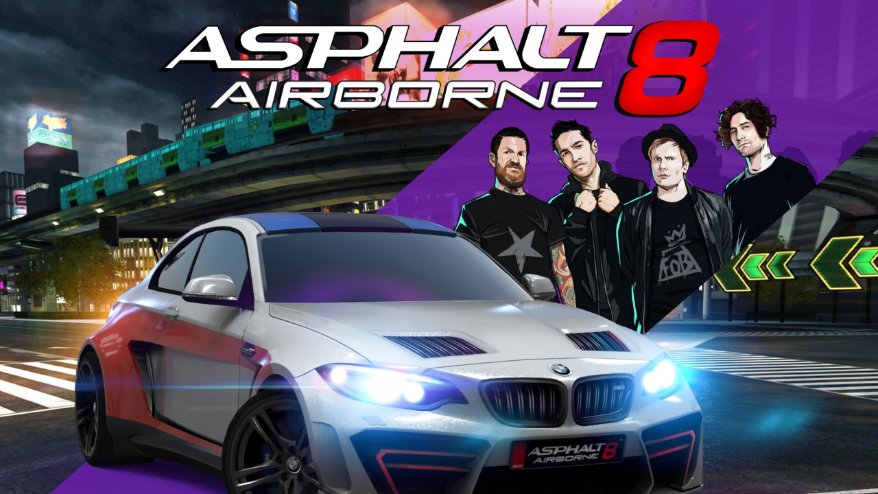 Asphalt 8: Airborne introduce un evento dedicato ai Fall Out Boy thumbnail