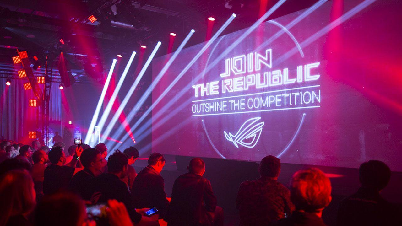 ASUS Republic of Gamers: tutte le novità dedicate ai videogiocatori thumbnail