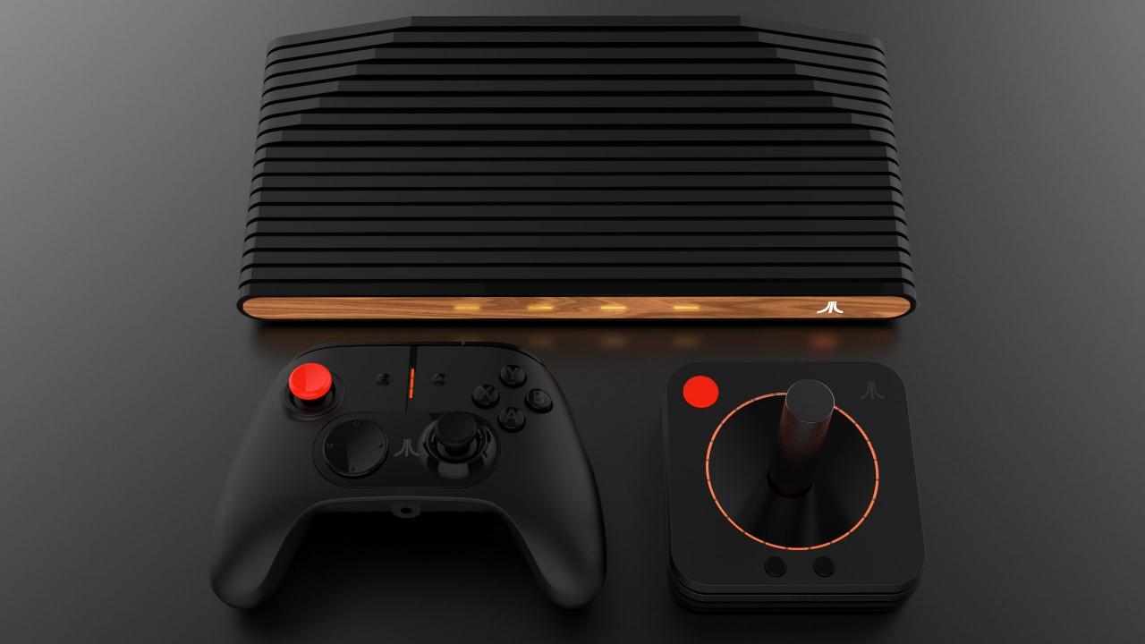 Atari VCS è ufficiale: ecco le prime immagini dell'ex-Ataribox thumbnail