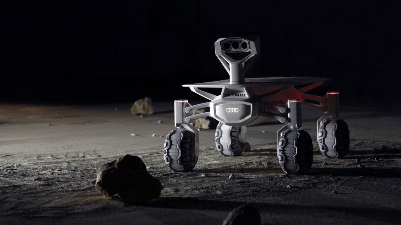 Audi Lunar Quattro: l'ambizioso progetto di mandare un rover sulla Luna
