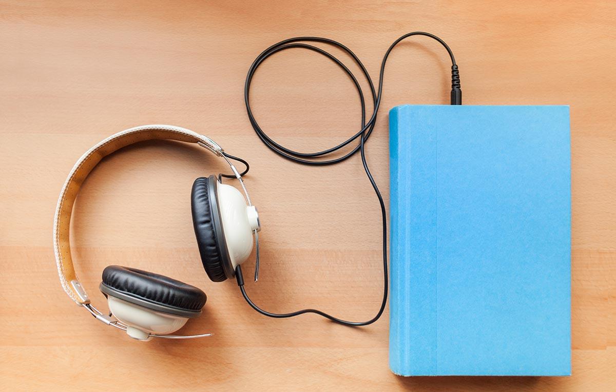 #ACASACONAUDIBLE: centinaia di podcast e audiolibri gratis per tutti thumbnail