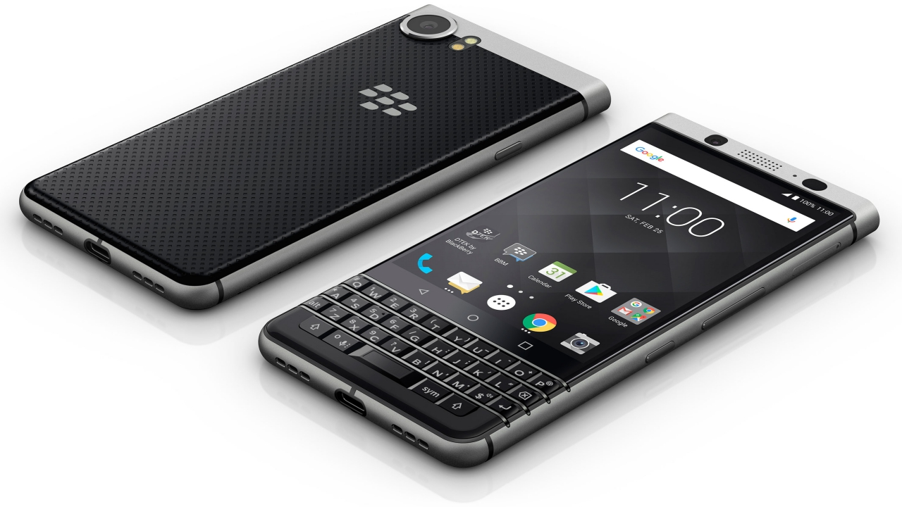 Android Enterprise Recommended sceglie BlackBerry KEYone e Motion thumbnail
