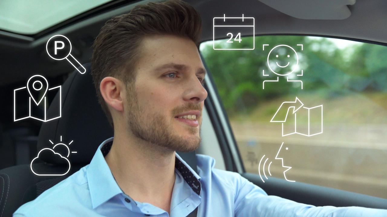 Bosch: conosciamo Casey, il nuovo assistente vocale per le automobili thumbnail