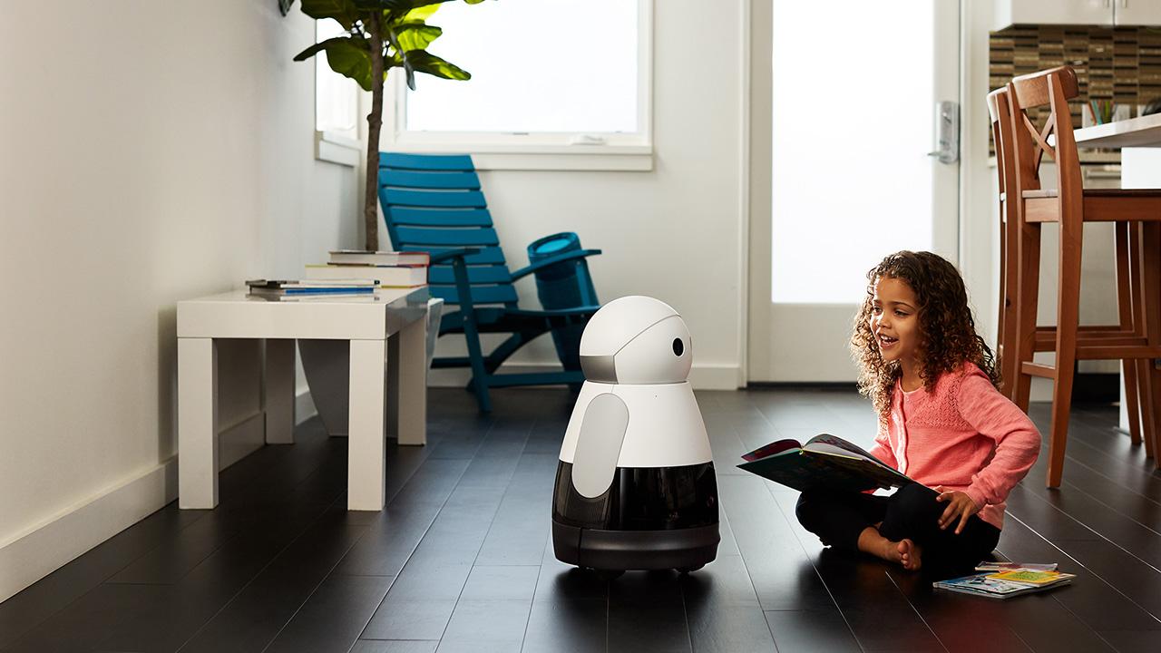 [CES 2017] Un piccolo robot veglierà sulle vostre case thumbnail