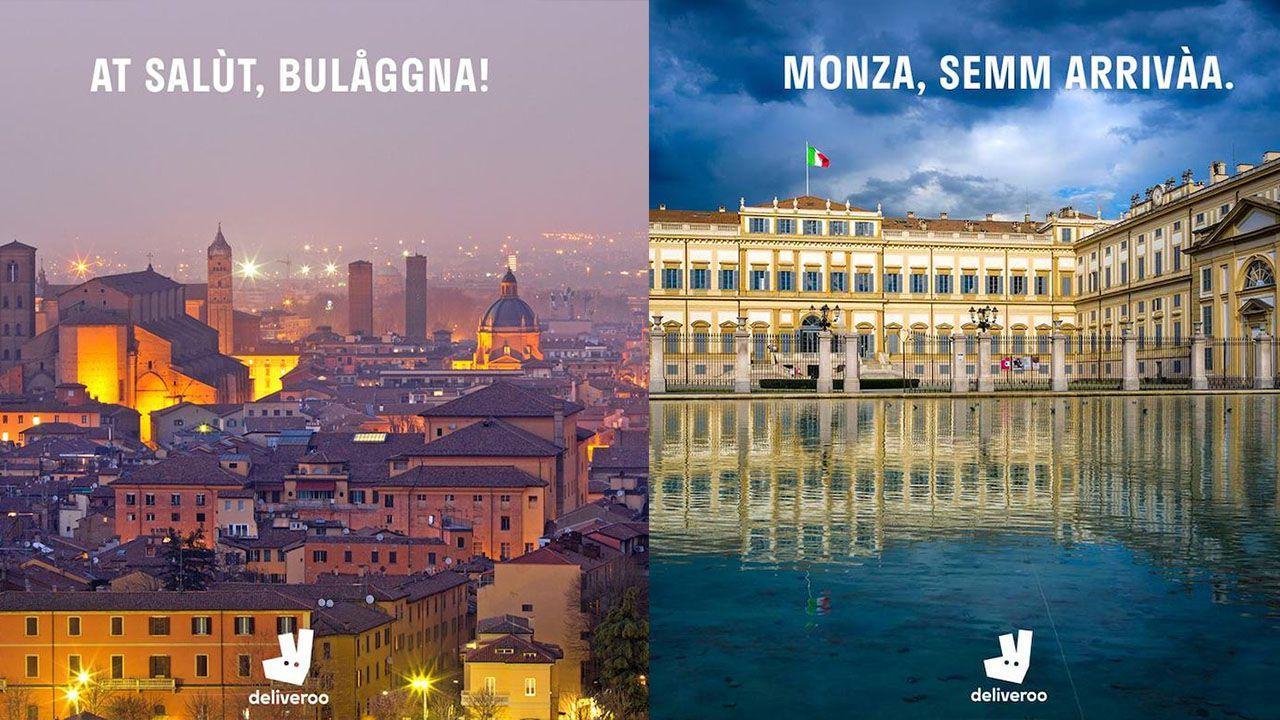 Deliveroo raggiunge Monza e Bologna thumbnail