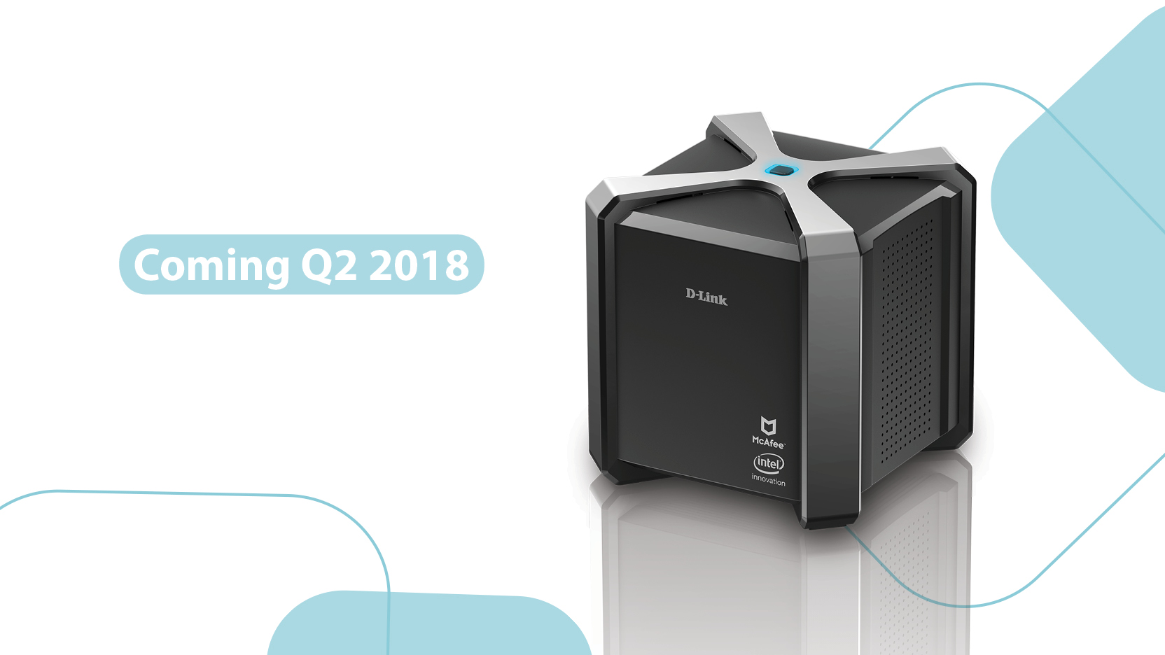 D-Link: le soluzioni per le smart home e per le aziende al MWC 2018 thumbnail