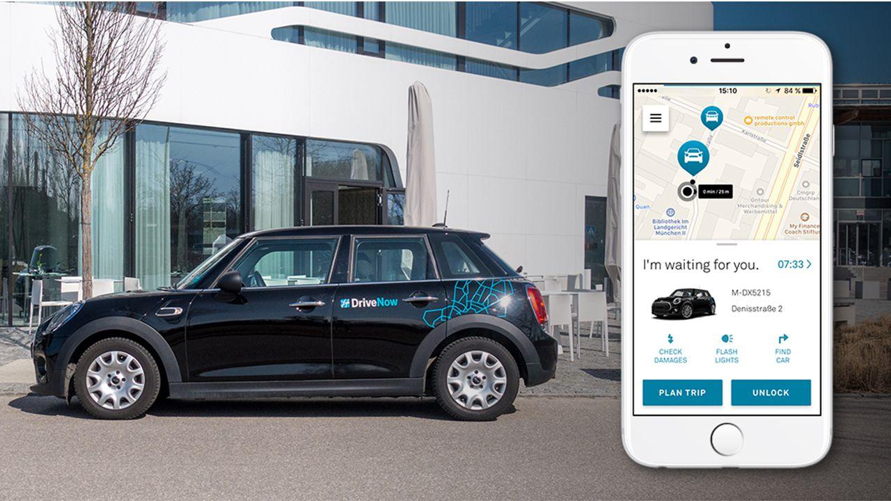 L'app di DriveNow si aggiorna per rendere il noleggio ancora più semplice thumbnail