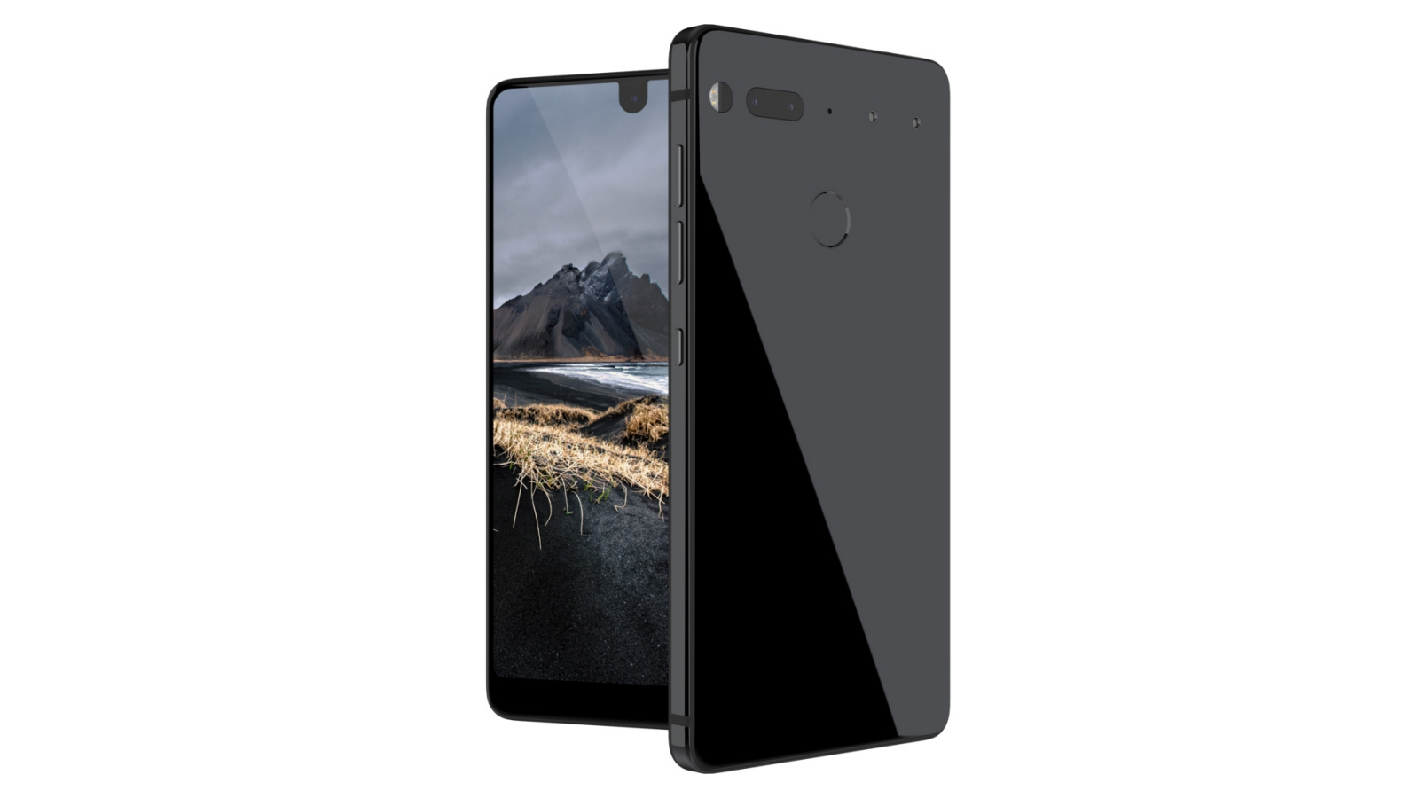 Essential Phone: il primo smartphone con il notch vuole sbarazzarsene thumbnail