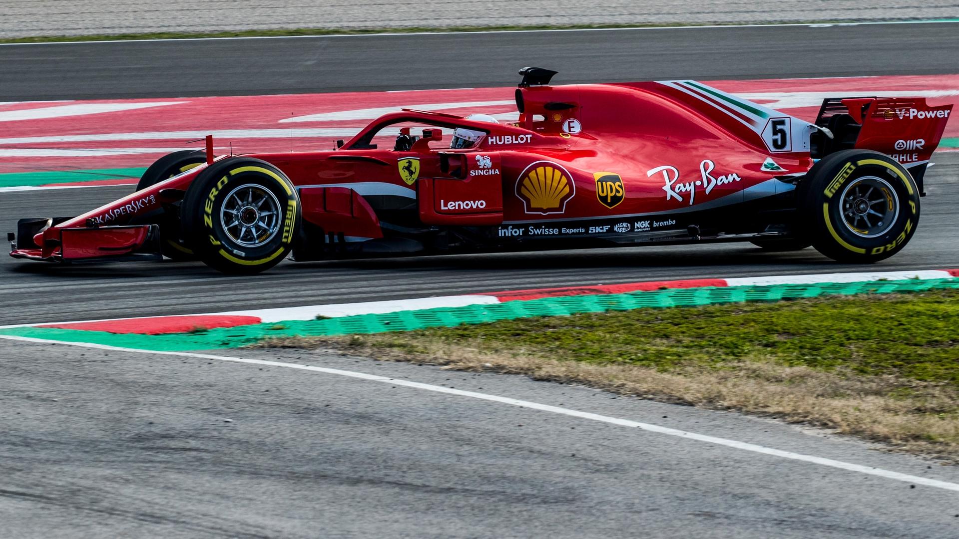 Lenovo e Ferrari, insieme per la stagione 2018 di Formula 1 thumbnail