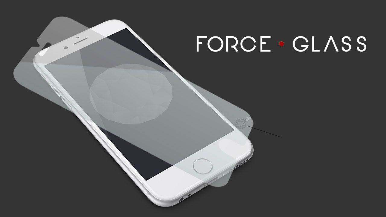 Arriva in Italia Force Glass, il proteggi schermo garantito a vita thumbnail