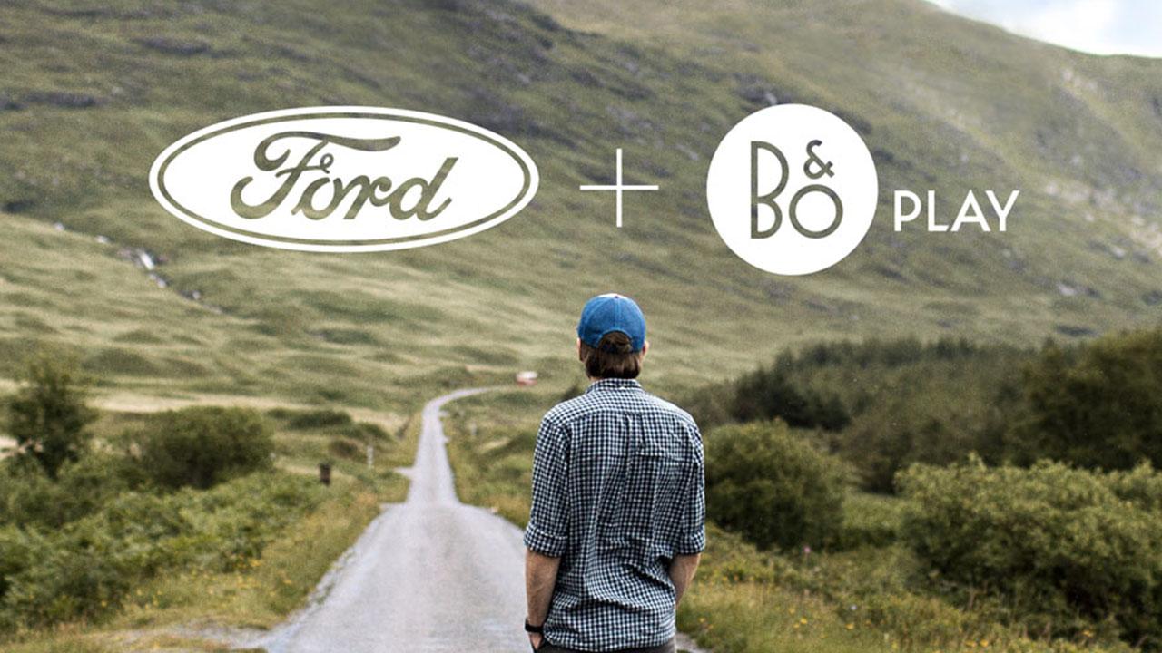 """Sulle auto Ford si """"cambia musica"""" grazie al nuovo sistema B&O PLAY thumbnail"""