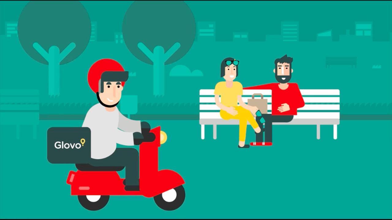 N26 e Glovo insieme per la consegne gratuite in Italia thumbnail