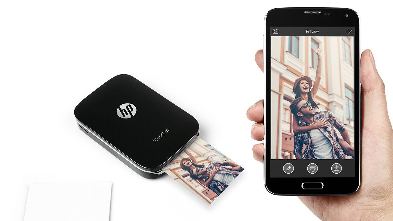 HP Sprocket: diffondete i vostri selfie nel mondo reale thumbnail