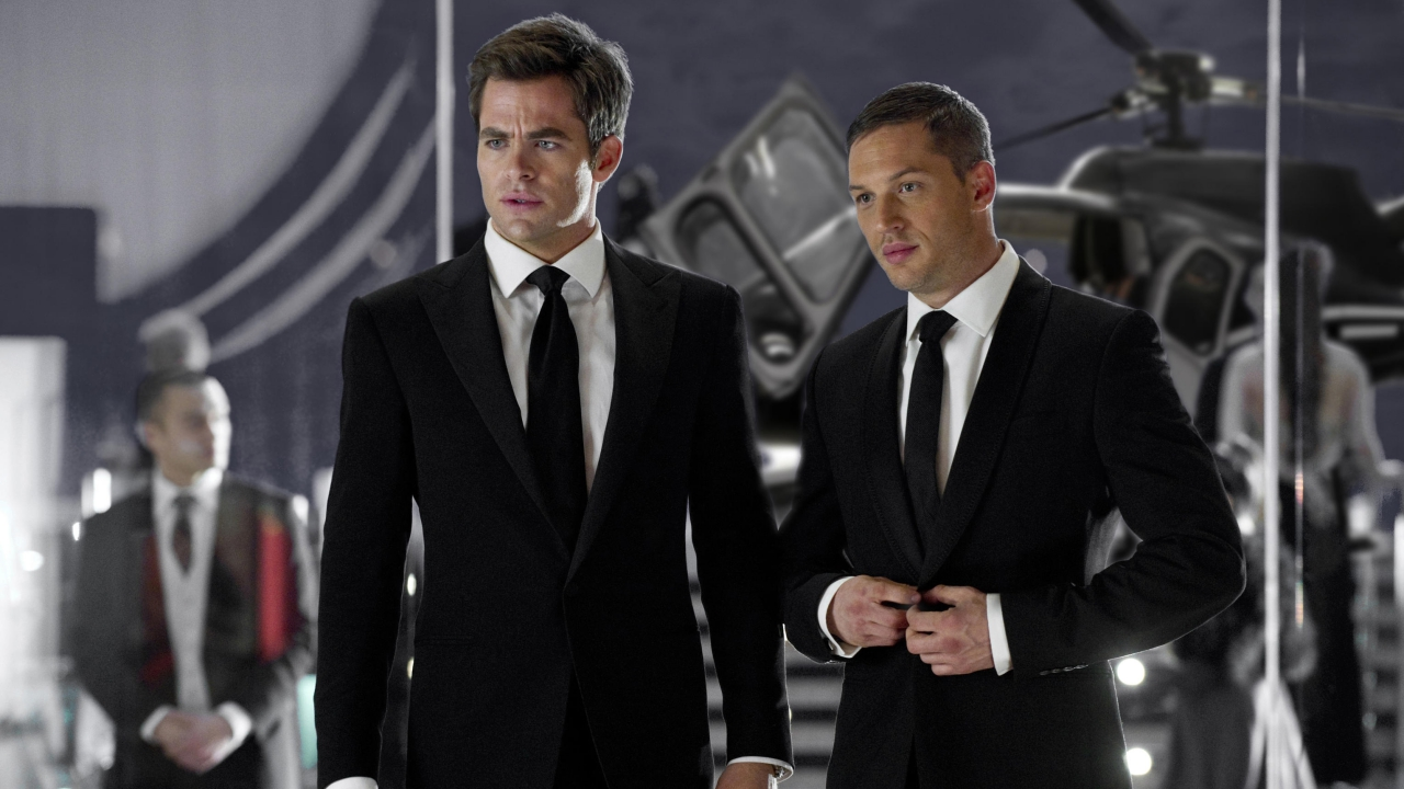 Call of Duty: Tom Hardy e Chris Pine saranno i protagonisti del film? thumbnail