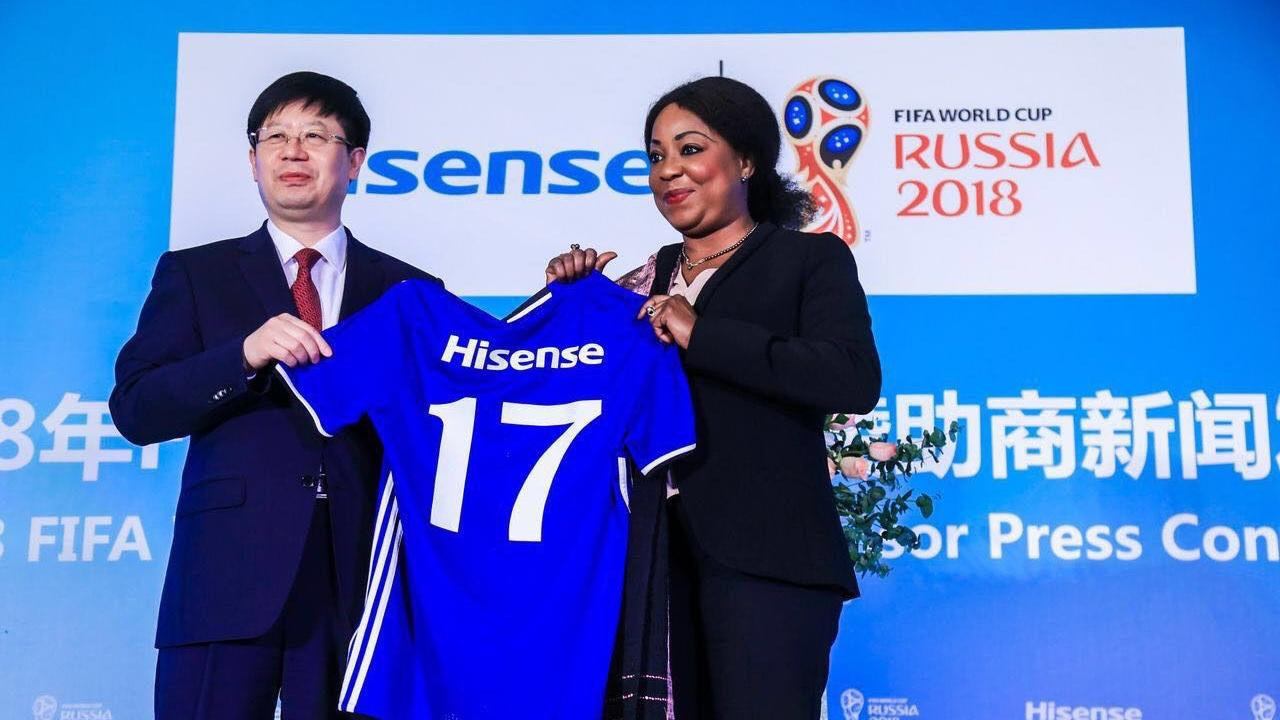 Hisense: il TV Laser 100″ sarà protagonista dei Mondiali 2018 thumbnail