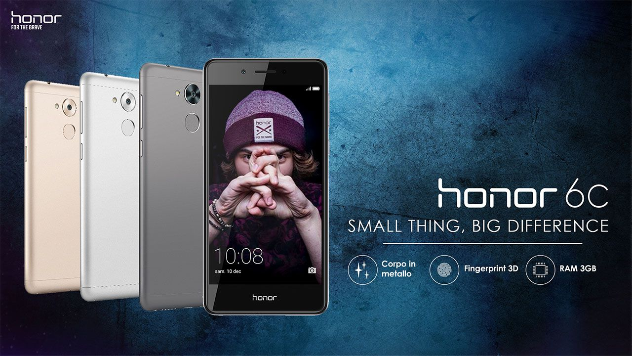 Honor 6C arriverà nei negozi a fine aprile thumbnail