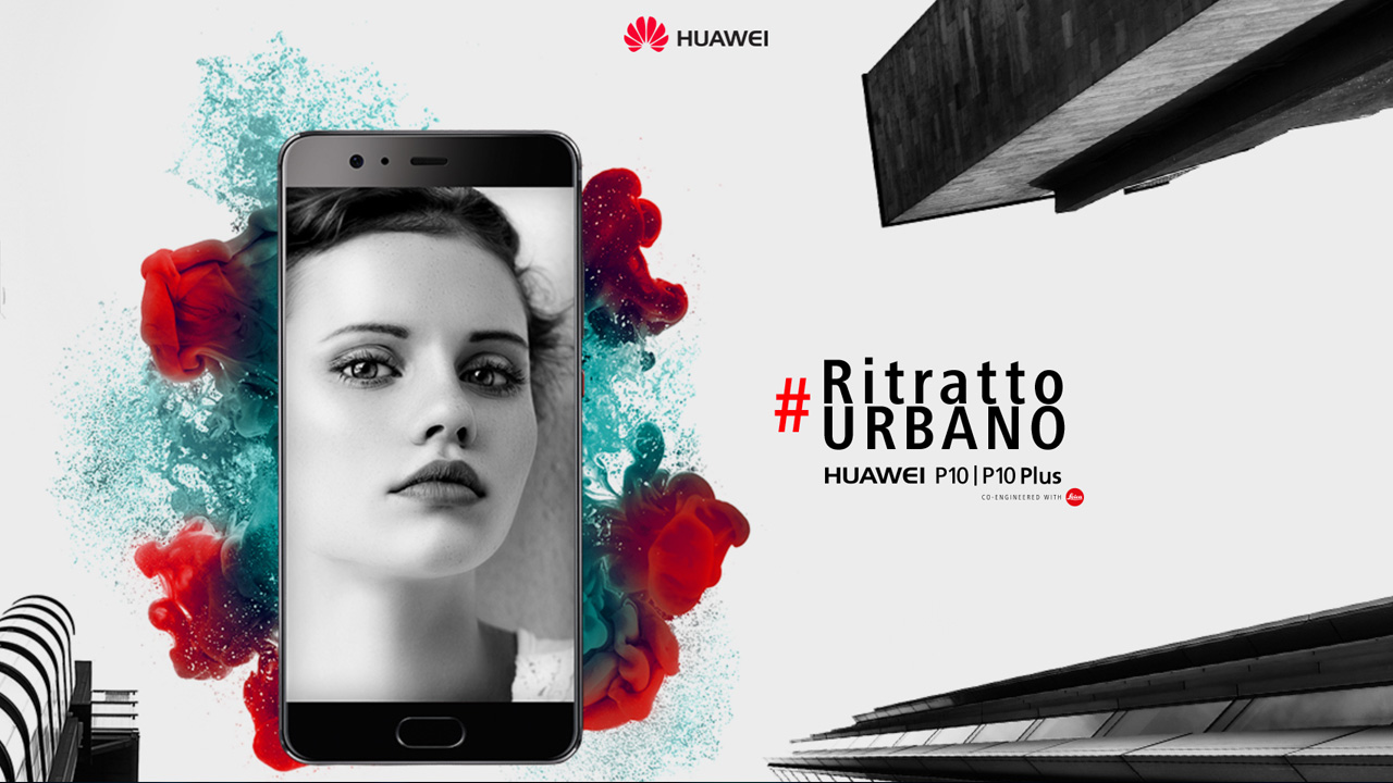 Huawei e Airbnb assieme per il concorso fotografico #RitrattoUrbano thumbnail