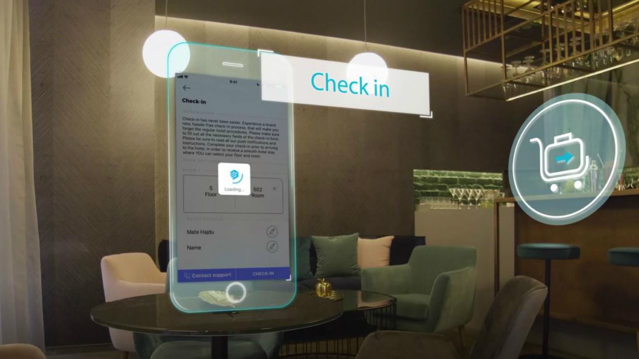 KViHotel, apre a Budapest il primo hotel che si gestisce dallo smartphone thumbnail