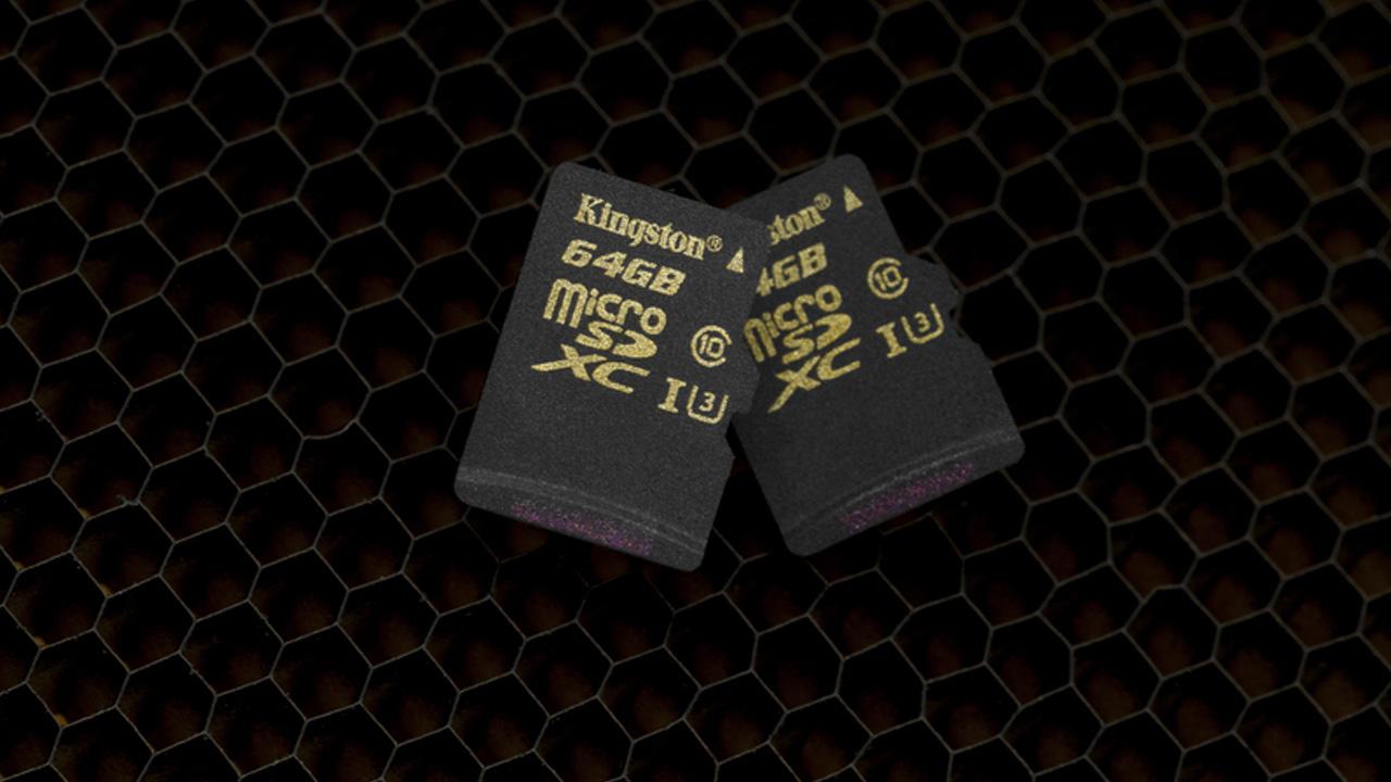 Kingston Digital presenta una nuova microSD ad alte prestazioni thumbnail