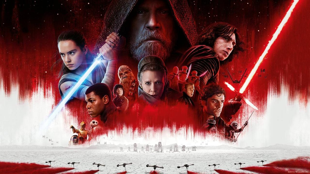 20 cose che dovete sapere su Star Wars Episodio VIII: Gli ultimi Jedi thumbnail