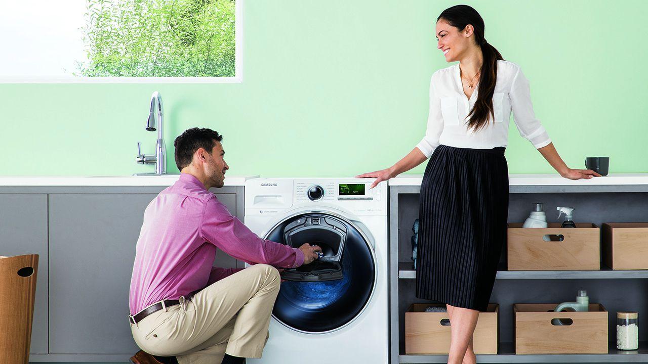 Samsung sconta lavatrici e asciugatrici: ecco come approfittare dell'offerta thumbnail